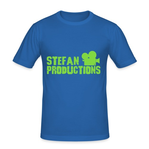 Stefanproductions - slim fit T-shirt