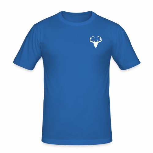 Basic Logo Print - Männer Slim Fit T-Shirt