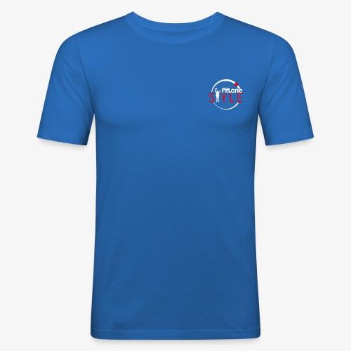 PitLaneStyle Driver - Men's Slim Fit T-Shirt