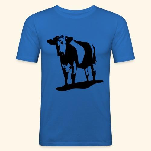La Vaca (Vector) - T-shirt près du corps Homme