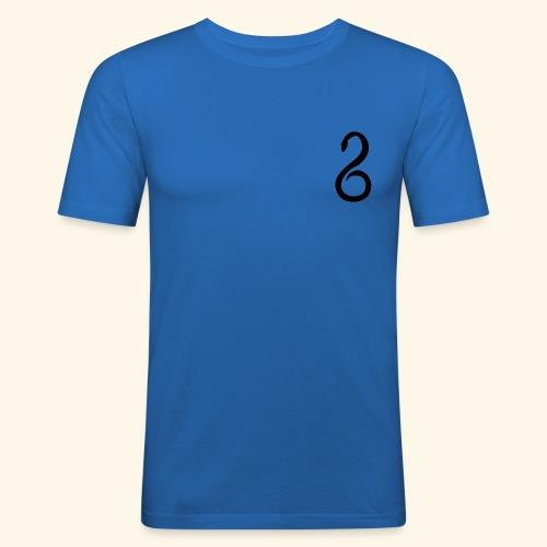 Slytherin Crest Logo - Men's Slim Fit T-Shirt