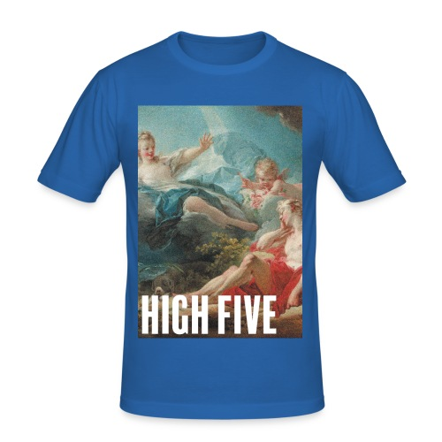 High Five - T-shirt près du corps Homme