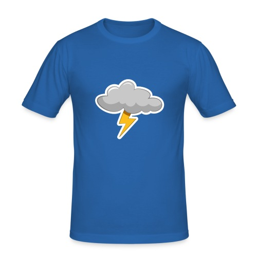 Dansk sommervejr 1 - Herre Slim Fit T-Shirt