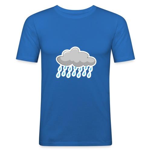 Dansk sommervejr 2 - Herre Slim Fit T-Shirt