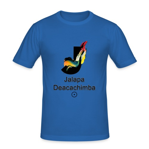 Jalapa Deacachimba - Camiseta ajustada hombre