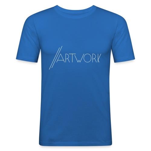 //ARTWORK - Männer Slim Fit T-Shirt