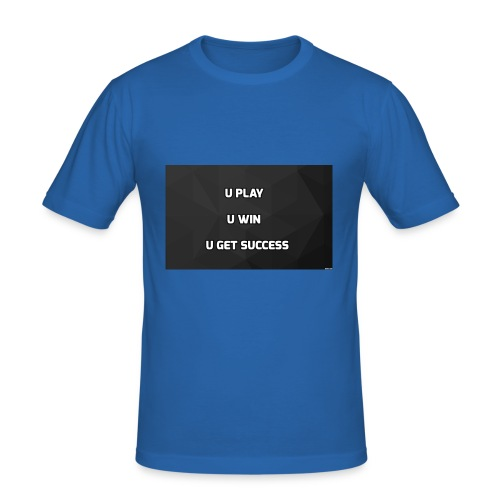 addtext_com_MDIyNTEwNjE2Mzc - Men's Slim Fit T-Shirt