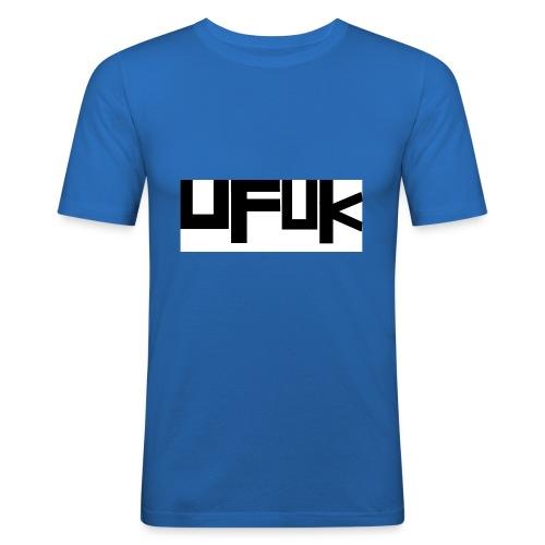 u-300-1- - Männer Slim Fit T-Shirt