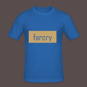 farcryclothing - Männer Slim Fit T-Shirt