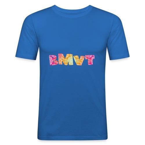 BMVT - Männer Slim Fit T-Shirt