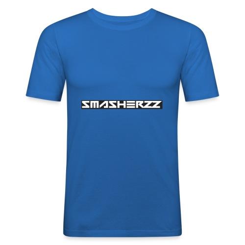 Smasherzz pet grijs/zwart - slim fit T-shirt