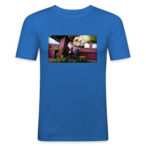 SehrEffektiv stehend - Männer Slim Fit T-Shirt