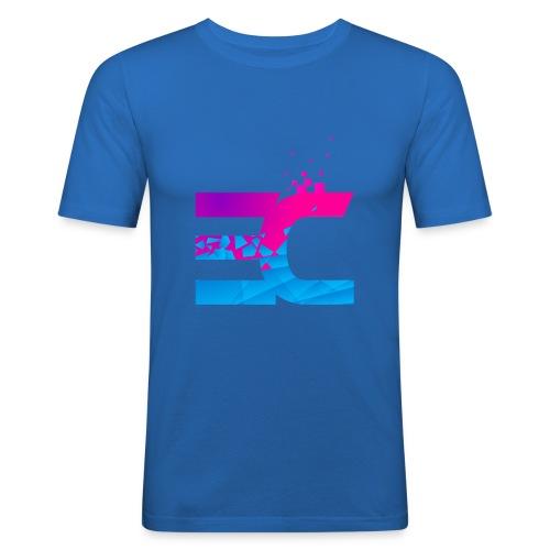 EC Logo - Slim Fit T-shirt herr