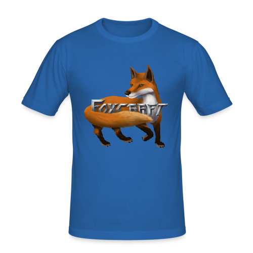 Foxcraft T-Shirts - Men's Slim Fit T-Shirt