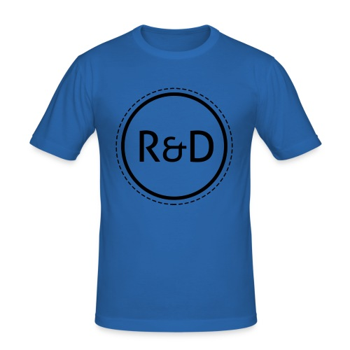 logo_zwart - slim fit T-shirt