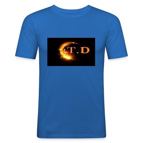 td - T-shirt près du corps Homme