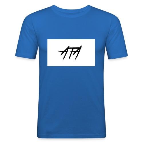 ATA buttons - Men's Slim Fit T-Shirt