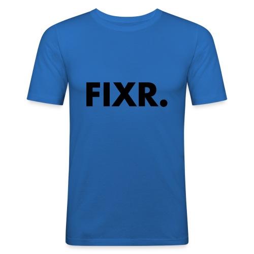 Fixr Shirt Heren - slim fit T-shirt