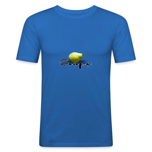 Gemengd Fruit - Druif - slim fit T-shirt