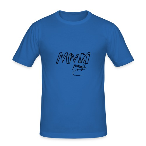 Mimki papaji #2 official logo - Men's Slim Fit T-Shirt