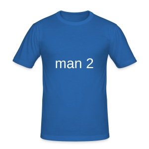 Man 2 - slim fit T-shirt