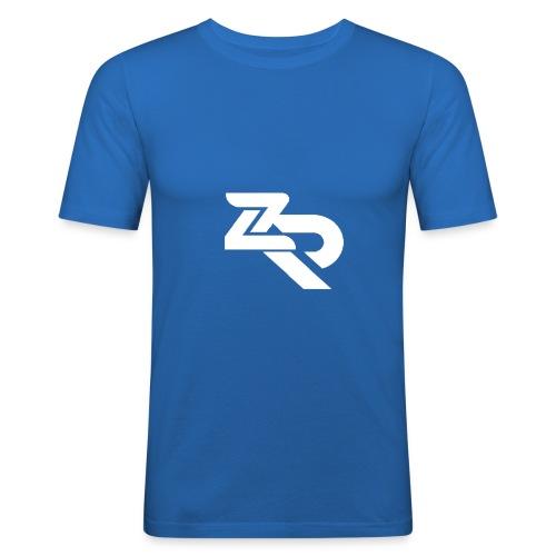 ZR Hoodie - Herre Slim Fit T-Shirt