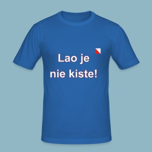 Lao je nie kiste def w - slim fit T-shirt