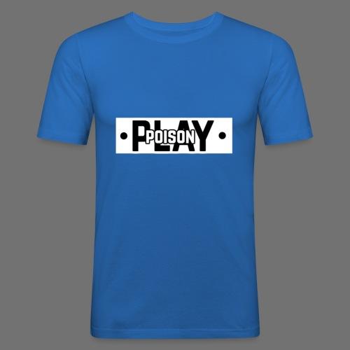 Poisonplay merchandise grote versie - slim fit T-shirt