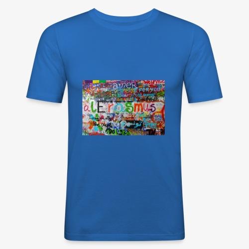 IMG 4152 - Herre Slim Fit T-Shirt