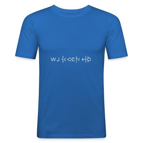 WjKoenHD Name - Men's Slim Fit T-Shirt