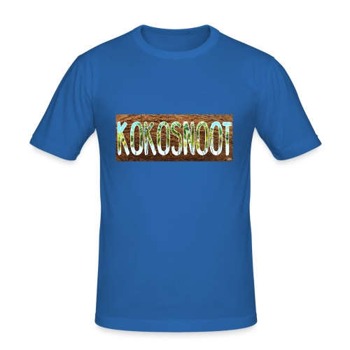 Kokosnoot - slim fit T-shirt