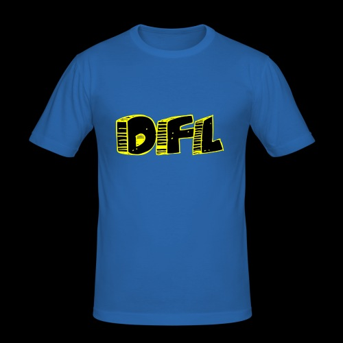 DFunctionaL Logo - Men's Slim Fit T-Shirt
