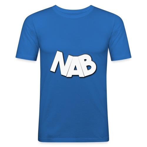 NAB.png - Männer Slim Fit T-Shirt