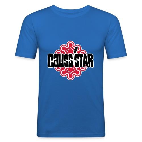 Causs'star - T-shirt près du corps Homme