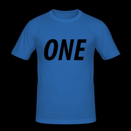 WEAREONE x LETTERS - slim fit T-shirt