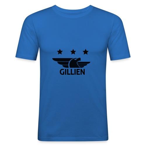 GILLIEN CASUAL WEAR - Slim Fit T-skjorte for menn