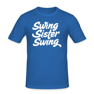 Swing Sister Swing - slim fit T-shirt