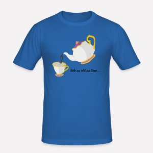 Tale as Old as Time... - Men's Slim Fit T-Shirt