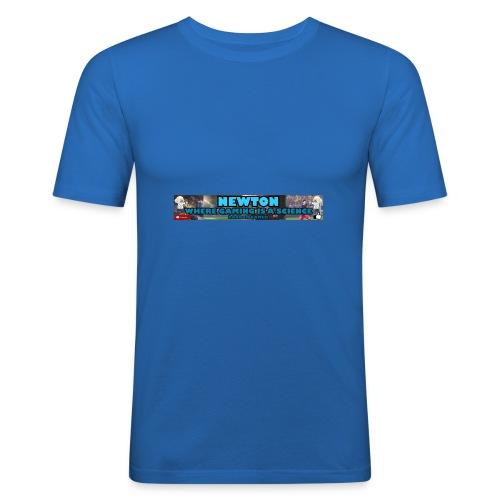 banner - Men's Slim Fit T-Shirt