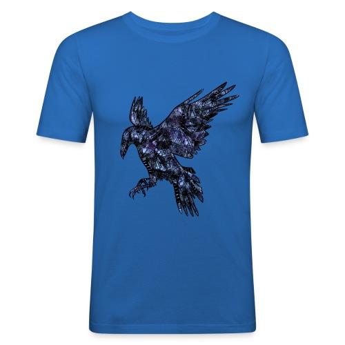 Ravn - Slim Fit T-skjorte for menn