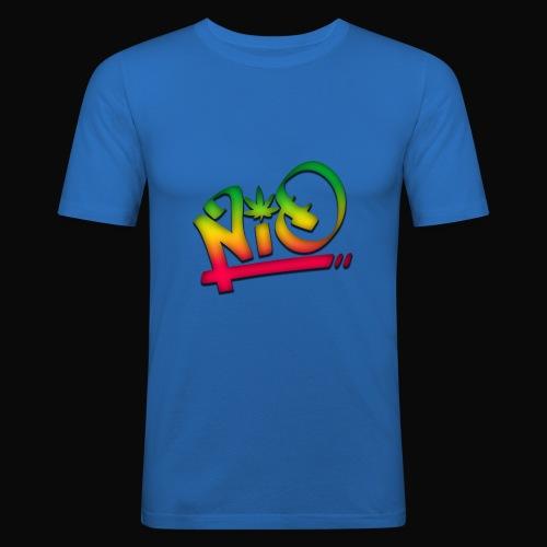 Jamaikanischer Wein - Männer Slim Fit T-Shirt