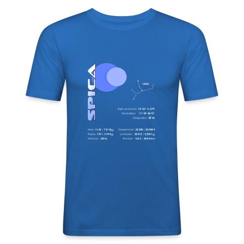 Spica - Männer Slim Fit T-Shirt