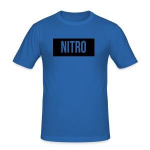 Nitro Merch - Men's Slim Fit T-Shirt