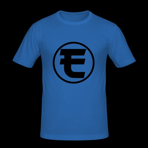 Evanus T-Shirt Wit - slim fit T-shirt