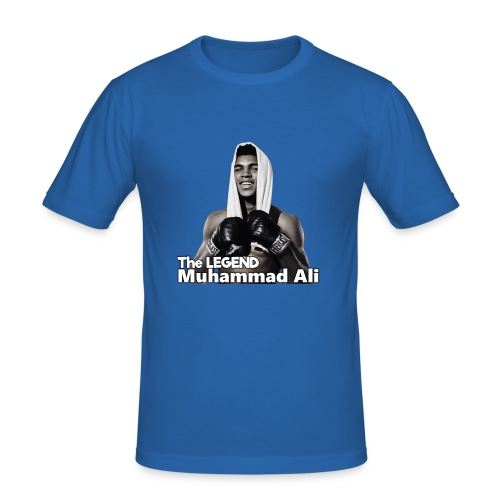 Muhammad_ali - slim fit T-shirt
