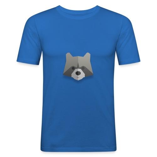 Raton-Laveur - T-shirt près du corps Homme