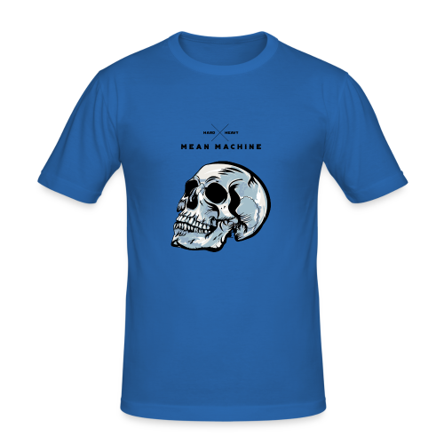 SKULL X - Männer Slim Fit T-Shirt