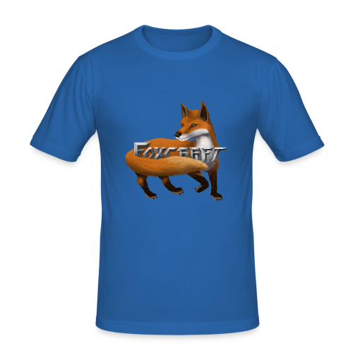 Foxcraft T-Shirts - Men's Slim Fit T-Shirt