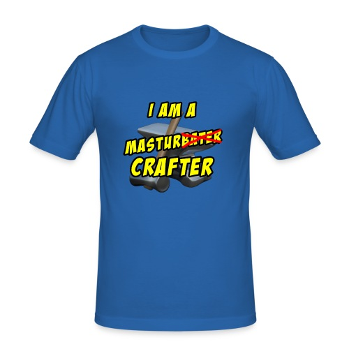 Master Crafter - Men's Slim Fit T-Shirt