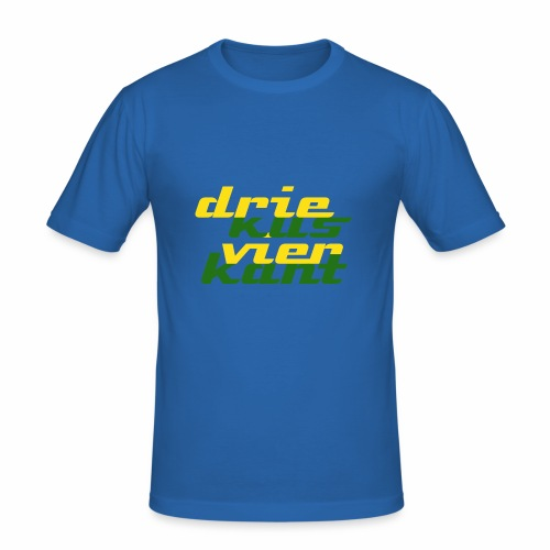 Driekus Vierkant - slim fit T-shirt